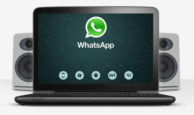 Laptop में WhatsApp