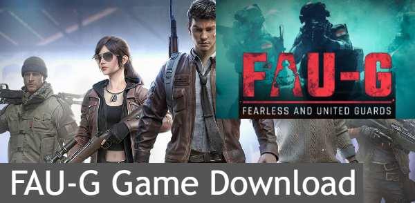FAUG गेम डाउनलोड
