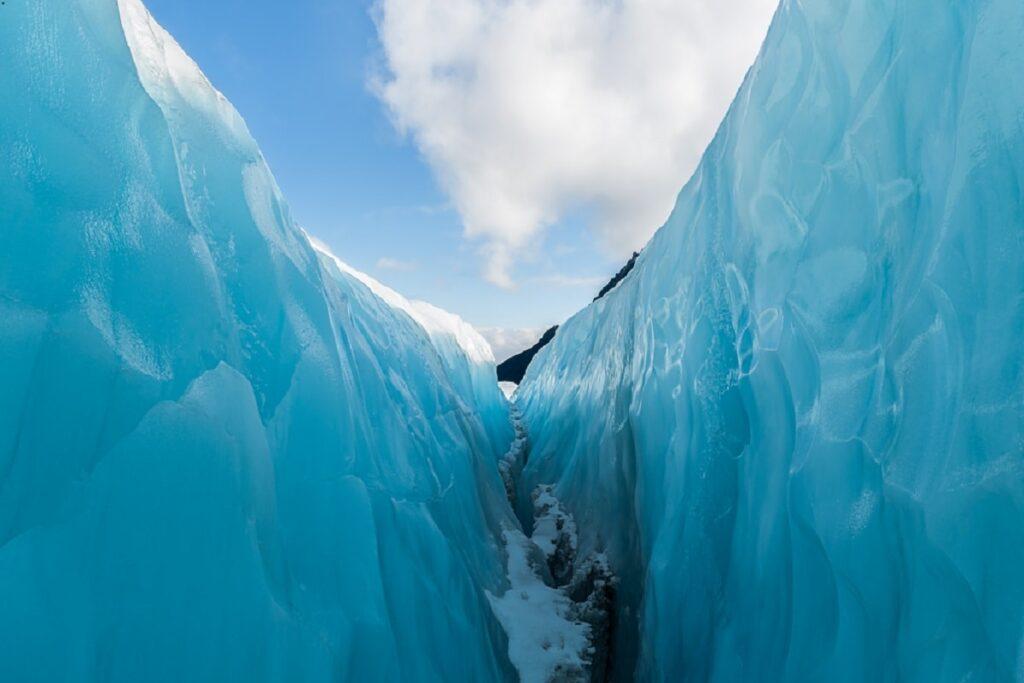 ग्लेशियर कैसे बनते है