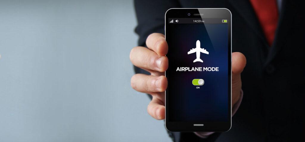 Aeroplane Mode