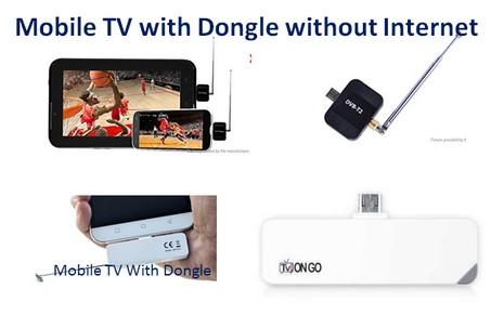 मोबाइल में टीवी कैसे चलाये