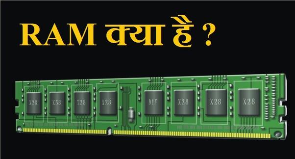 Computer Ram Working