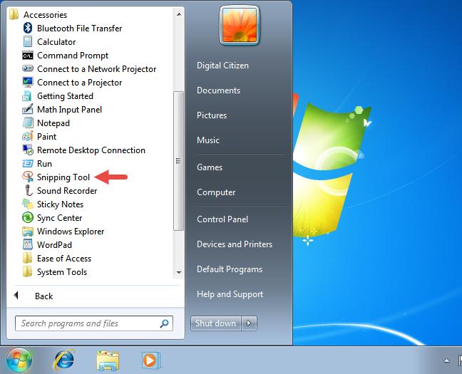 लैपटॉप में स्क्रीनशॉट कैसे लें