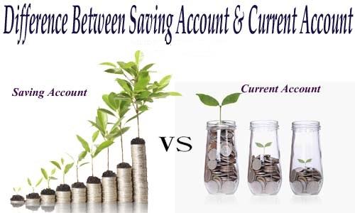 Current और Saving Account क्या है