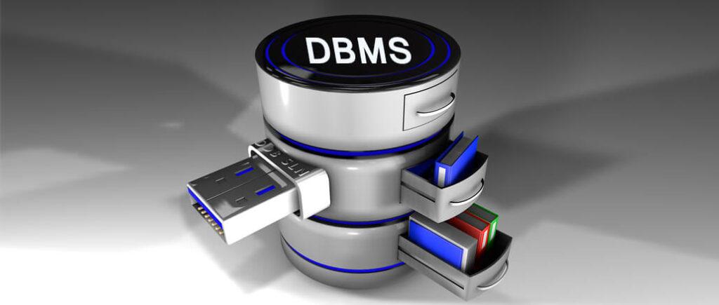 डेटाबेस मैनेजमेंट सिस्टम