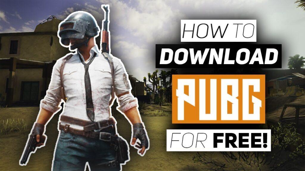 Free Download PUBG Game