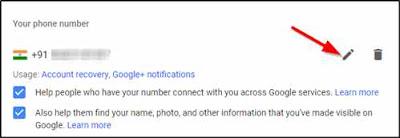 Gmail ID Password