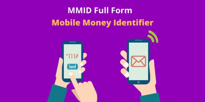 MMID Number