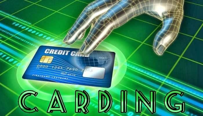 Carding Fraud