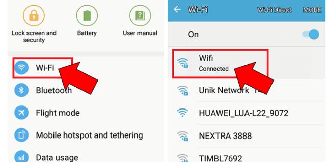 वाईफाई पासवर्ड क्या होता है