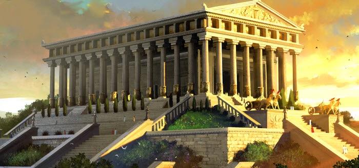 अर्टेमिस का मन्दिर