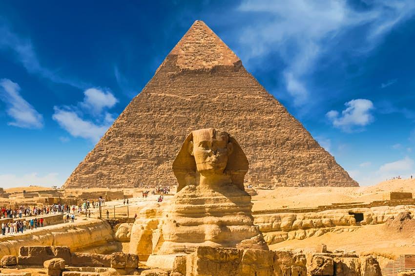 गीज़ा के पिरामिड