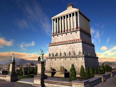 माउसोलस का मकबरा
