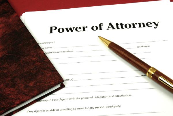 Power Off Attorney
