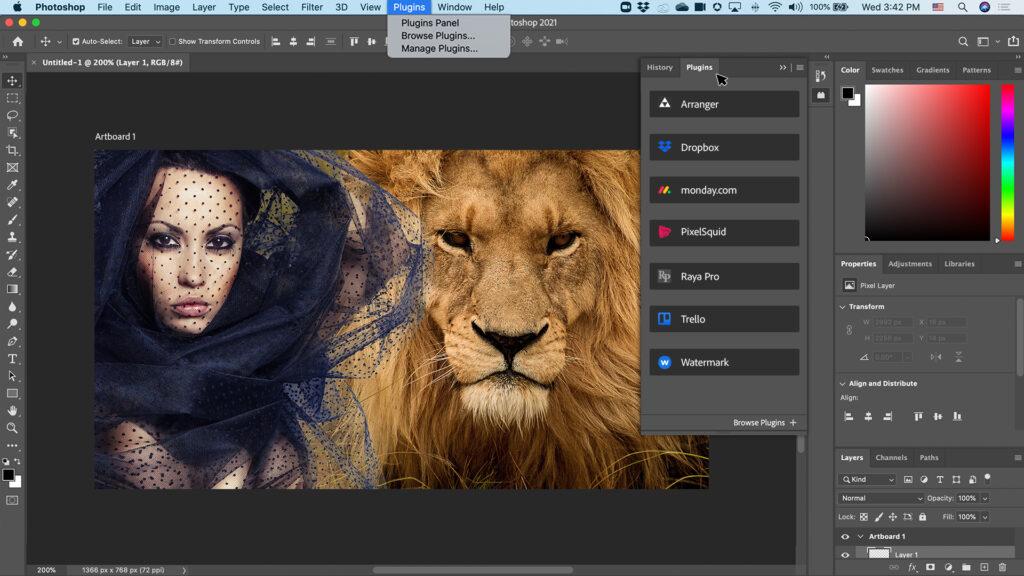 डीटीपी क्या है Adobe Photoshop