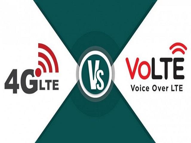 LTE और VoLTE
