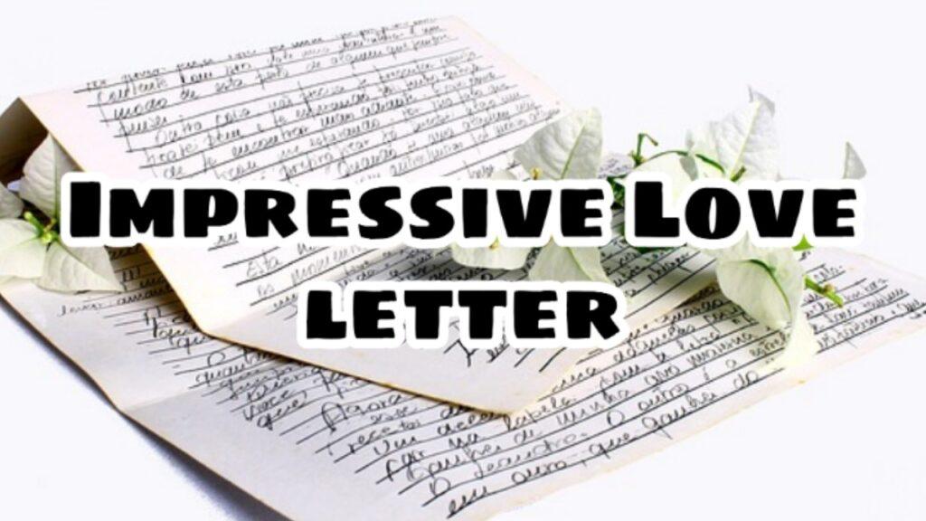 Best Love Letter