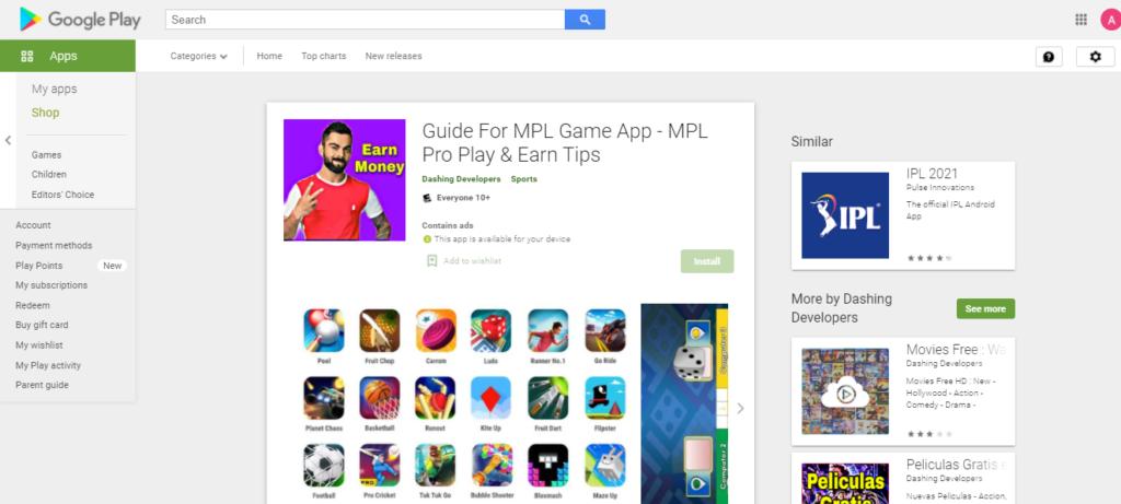 MPL App Download