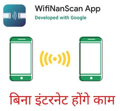 WifiNanScan App क्या है