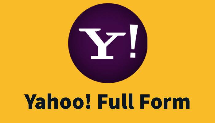 yahoo Kya Hai