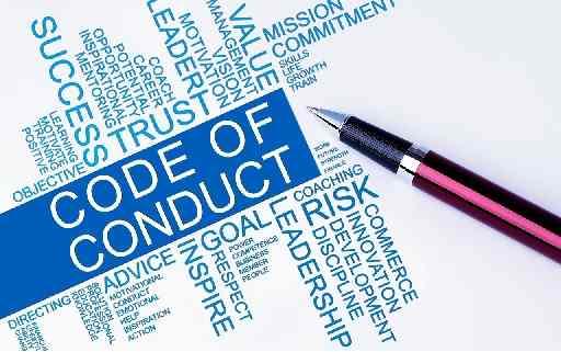 आचार संहिता के नियम कानून
