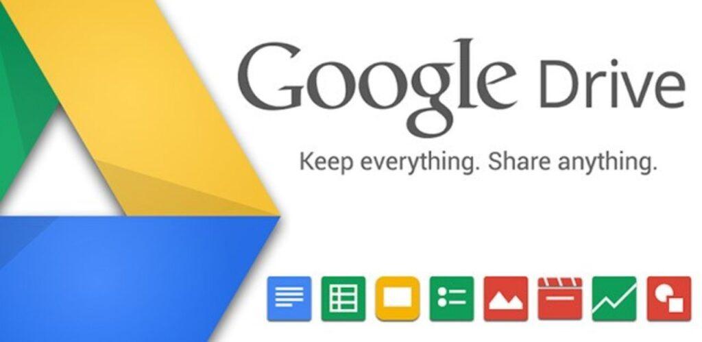 गूगल ड्राइव अकाउंट बनाएं