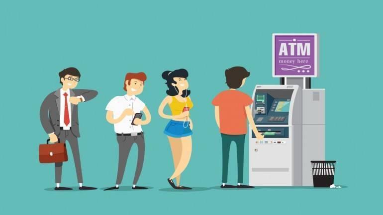 ATM Machine Kaise Lagvaye