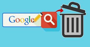 गूगल हिस्ट्री डिलीट