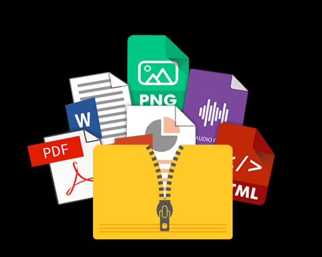 Zip File क्या है