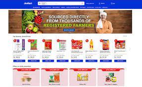 JioMart e-commerce